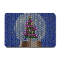 Christmas Snow Small Doormat