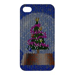 Christmas Snow Apple iPhone 4/4S Hardshell Case