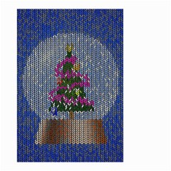 Christmas Snow Small Garden Flag (Two Sides)
