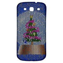 Christmas Snow Samsung Galaxy S3 S Iii Classic Hardshell Back Case