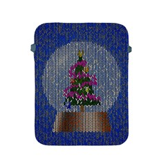 Christmas Snow Apple iPad 2/3/4 Protective Soft Cases
