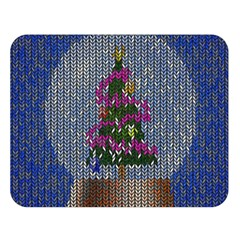 Christmas Snow Double Sided Flano Blanket (Large)