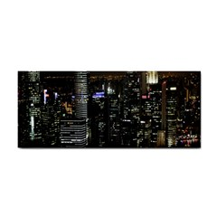 City At Night Lights Skyline Cosmetic Storage Cases