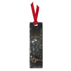City At Night Lights Skyline Small Book Marks