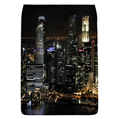 City At Night Lights Skyline Flap Covers (S)