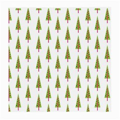 Christmas Tree Medium Glasses Cloth (2-Side)