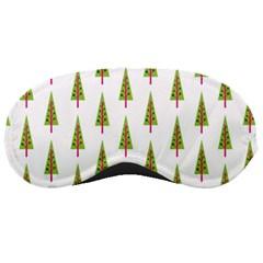 Christmas Tree Sleeping Masks
