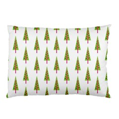 Christmas Tree Pillow Case (Two Sides)