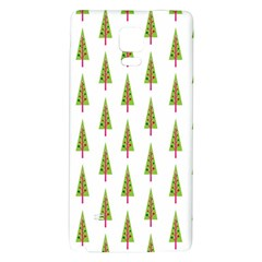 Christmas Tree Galaxy Note 4 Back Case