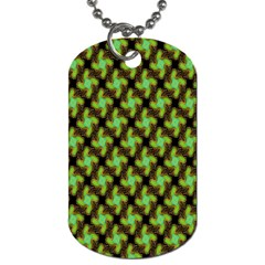 Computer Graphics Graphics Ornament Dog Tag (Two Sides)