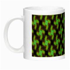 Computer Graphics Graphics Ornament Night Luminous Mugs