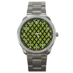 Computer Graphics Graphics Ornament Sport Metal Watch