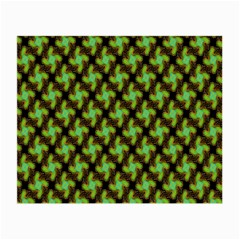 Computer Graphics Graphics Ornament Small Glasses Cloth (2-Side)