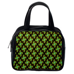 Computer Graphics Graphics Ornament Classic Handbags (One Side)