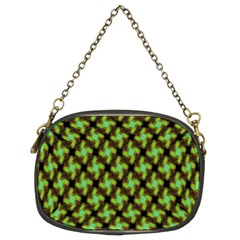 Computer Graphics Graphics Ornament Chain Purses (Two Sides)