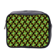 Computer Graphics Graphics Ornament Mini Toiletries Bag 2-Side
