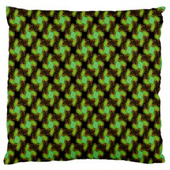 Computer Graphics Graphics Ornament Large Cushion Case (Two Sides)