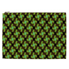 Computer Graphics Graphics Ornament Cosmetic Bag (xxl)
