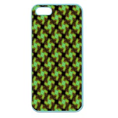 Computer Graphics Graphics Ornament Apple Seamless iPhone 5 Case (Color)