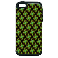 Computer Graphics Graphics Ornament Apple iPhone 5 Hardshell Case (PC+Silicone)