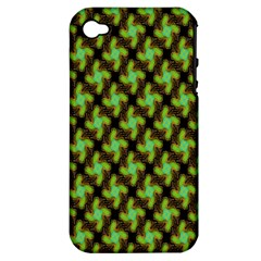 Computer Graphics Graphics Ornament Apple Iphone 4/4s Hardshell Case (pc+silicone)