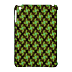 Computer Graphics Graphics Ornament Apple Ipad Mini Hardshell Case (compatible With Smart Cover)