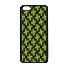 Computer Graphics Graphics Ornament Apple iPhone 5C Seamless Case (Black)