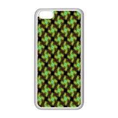 Computer Graphics Graphics Ornament Apple iPhone 5C Seamless Case (White)