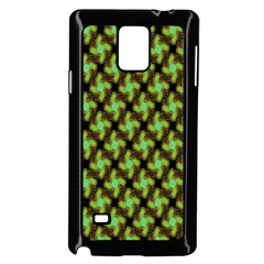 Computer Graphics Graphics Ornament Samsung Galaxy Note 4 Case (Black)