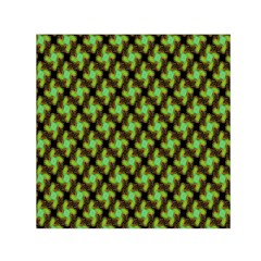Computer Graphics Graphics Ornament Small Satin Scarf (Square)