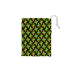 Computer Graphics Graphics Ornament Drawstring Pouches (xs)