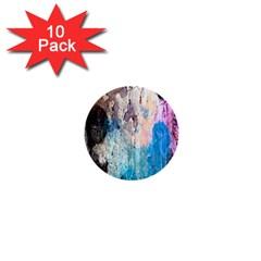 Peelingpaint 1  Mini Buttons (10 pack)