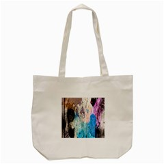 Peelingpaint Tote Bag (Cream)