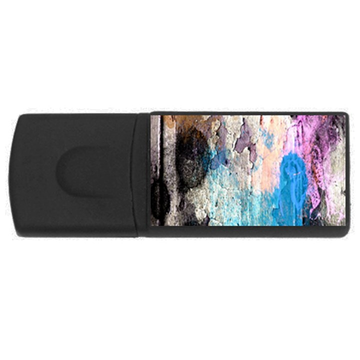 Peelingpaint USB Flash Drive Rectangular (4 GB)
