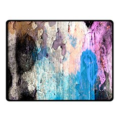 Peelingpaint Fleece Blanket (Small)