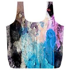 Peelingpaint Full Print Recycle Bags (l)