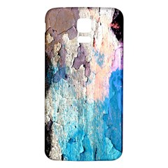 Peelingpaint Samsung Galaxy S5 Back Case (White)