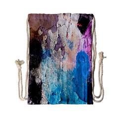 Peelingpaint Drawstring Bag (small)