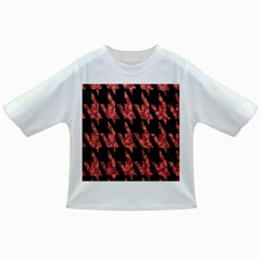 Dogstooth Pattern Closeup Infant/Toddler T-Shirts