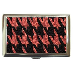 Dogstooth Pattern Closeup Cigarette Money Cases