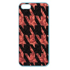 Dogstooth Pattern Closeup Apple Seamless iPhone 5 Case (Color)