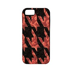 Dogstooth Pattern Closeup Apple iPhone 5 Classic Hardshell Case (PC+Silicone)
