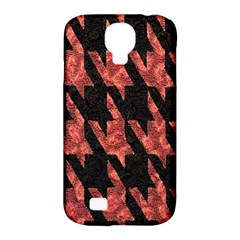 Dogstooth Pattern Closeup Samsung Galaxy S4 Classic Hardshell Case (pc+silicone)