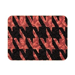 Dogstooth Pattern Closeup Double Sided Flano Blanket (mini)