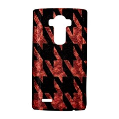 Dogstooth Pattern Closeup LG G4 Hardshell Case