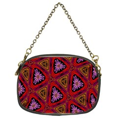 Computer Graphics Graphics Ornament Chain Purses (One Side)