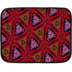 Computer Graphics Graphics Ornament Double Sided Fleece Blanket (Mini)