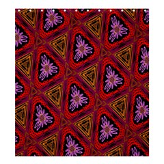 Computer Graphics Graphics Ornament Shower Curtain 66  x 72  (Large)