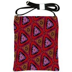 Computer Graphics Graphics Ornament Shoulder Sling Bags