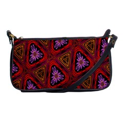 Computer Graphics Graphics Ornament Shoulder Clutch Bags